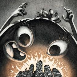 Le Retour de la Monstrueuse de Lyon