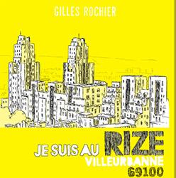 Planches originales de Gilles Rochier