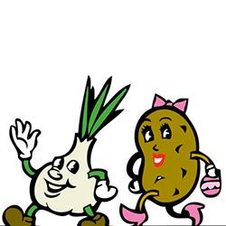 Un bac végétal, des histoires et des crayons !