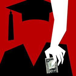 Étudiants : l'avenir à crédit