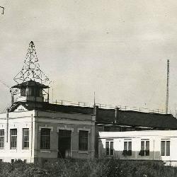 Ici, station de Lyon-La Doua