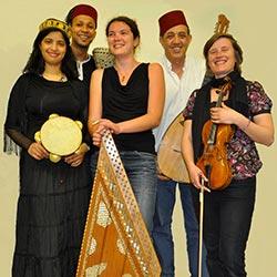 Escale musicale - Musique chaâbi d'Algérie