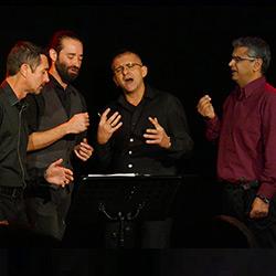 Escale musicale : Polyphonies corses et poésie