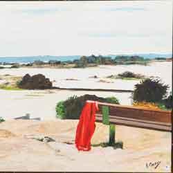 Robert Paravy | peinture sur toile