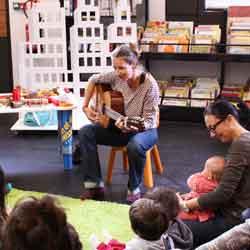 Musicâlins | professionnels de la petite enfance