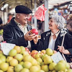 Café patrimoine : Bien vieillir et manger bien