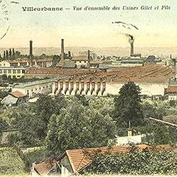 Sur les traces des usines d'autrefois
