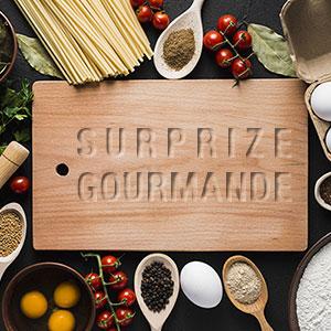 SurpRize gourmande