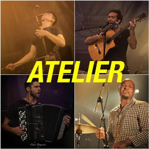 Escale musicale - Mariage musical improbable (atelier)
