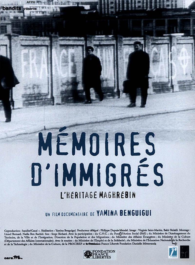 20 ans du réseau Traces - MÉMOIRES D'IMMIGRÉS