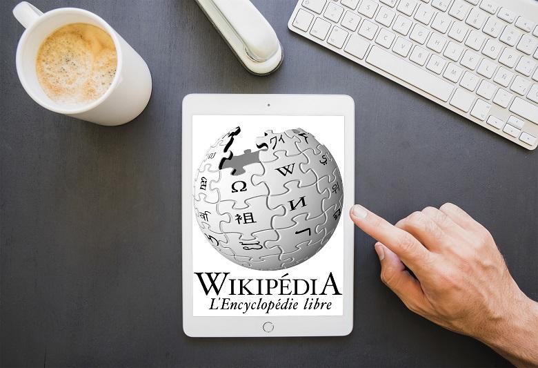 C@FÉ NUMÉRIQUE - Wikipédia: consulter et participer
