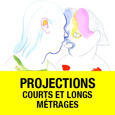 PRIZE SUR LE MONDE - Courts/longs métrages et table ronde
